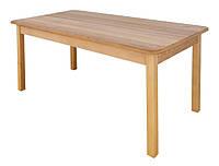 Столик детский деревянный прямоугольный из бука