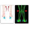 Ортопедические силиконовые вставки для обуви, фото 6