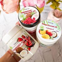 Кокосовое масло для тела Top Beauty Coconut and Fruit 250 мл