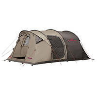 Двухкомнатная кемпинговая палатка Ferrino Proxes 4 Advanced Brown