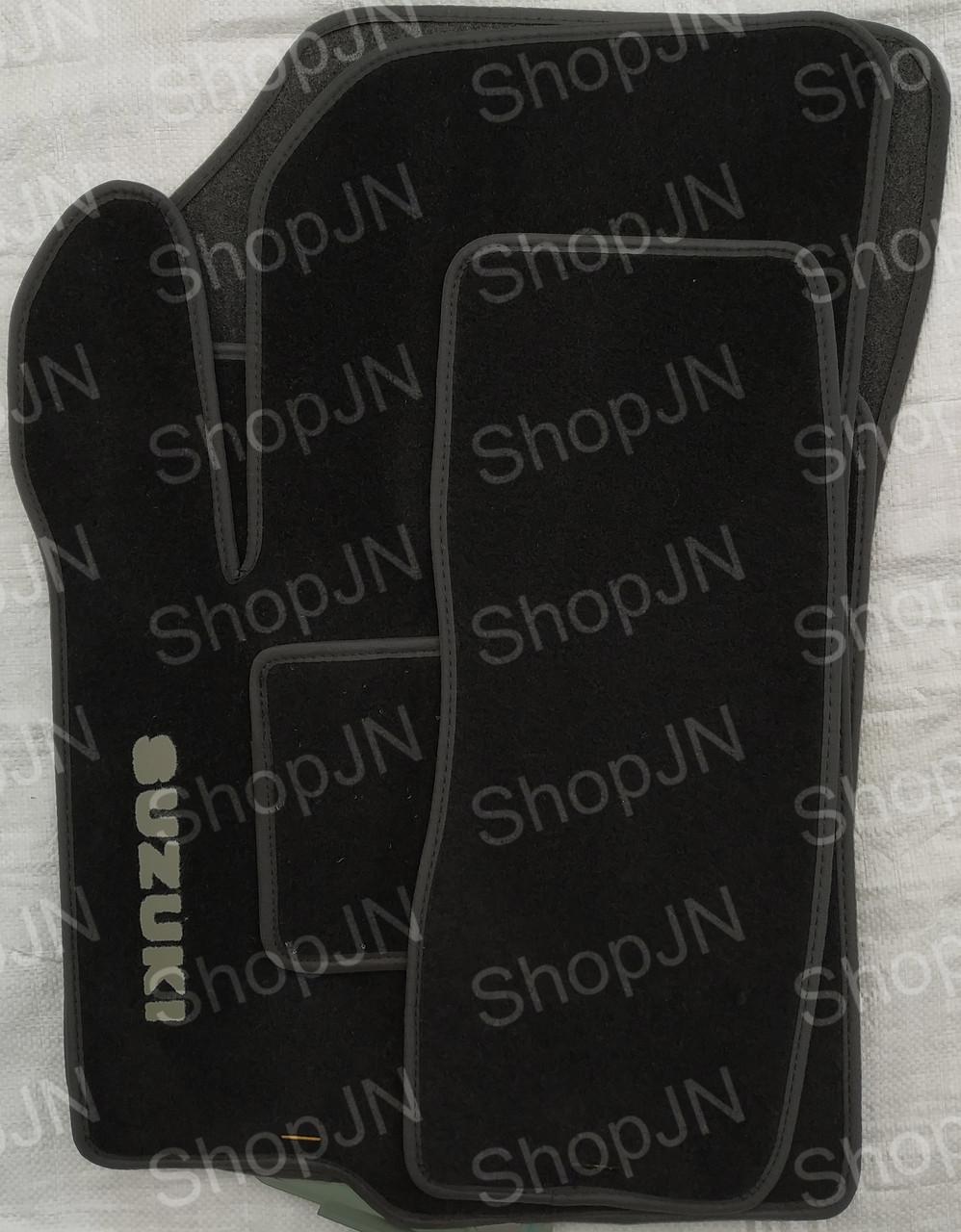 Ворсовые коврики Suzuki SX4 2013- CIAC GRAN