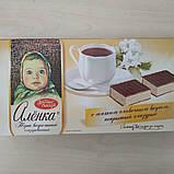 Вафельные торт Алёнка в шоколаде 250гр, фото 2