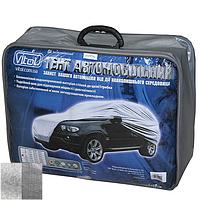 Тент автомобільний з підкладкою Vitol JC13401 L Сірий