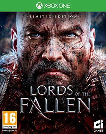 Игра для игровой консоли Xbox One, Lords of the Fallen (БУ)