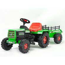 Электромобиль трактор 6 V Injusa 636