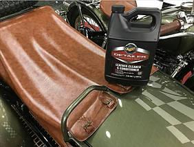 Очиститель и кондиционер для кожи - Meguiar's Detailer Leather Cleaner and Conditioner 3,78 л. (D18001), фото 3
