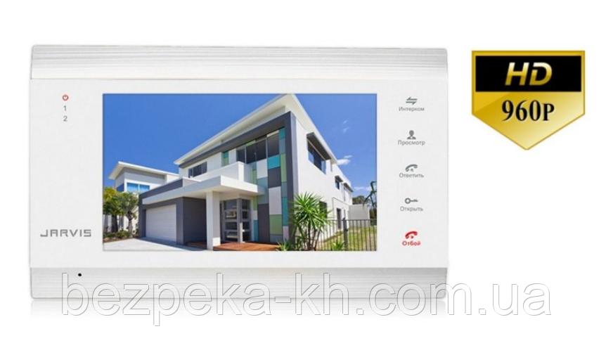 Видеодомофон AHD 960P Jarvis JS-71MW HD+