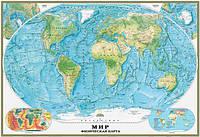 Физическая карта мира (71445)