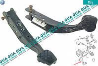 Педаль тормоза 1J1721142D Skoda OCTAVIA 1996-, VW BORA 1998-2005, VW GOLF IV 1997-2006