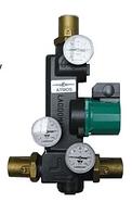 Система Laddomat 21-60 ( 70 *) - Контур подмеса для котлов мощностью до 60Кв
