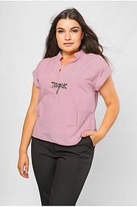 Блуза со стрекозой Фрез