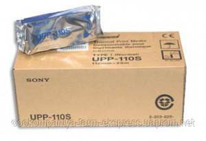 Папір  для відеопринтерів La Tecnocarta 110*20 SONY UPP 110S
