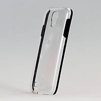 Чехол Black Rim для самсунг галакси с4 прозрачный  из высококачественного пластика