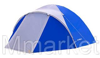 Палатка 3-х місна Acamper ACCO3 синя - 3000мм. H2О - 3,2 кг.