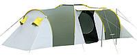 Палатка 6-ти місна Acamper NADIR6 синя - 3500мм. H2О - 8,7 кг.