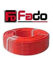 Труба для теплого пола FADO(Фадо) из сшитого полиэтилена 16х2