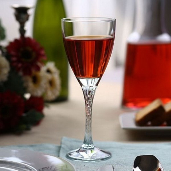 Набор бокалов для красного вина 205мл Twist 44372 (6шт)