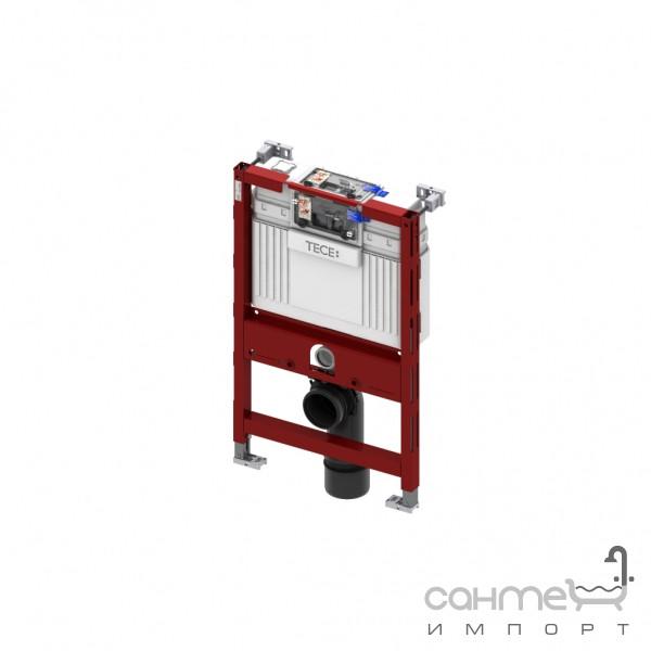 Инсталляционные системы TECE Застенный модуль для установки унитазов с уменьшенной высотой TECE 9.300.001