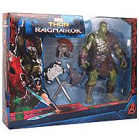 "Реалистичная фигурка Халк-гладиатор ""Тор Рогнарек"" 20см - Hulk , Ragnarok, Marvel"