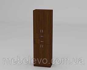 книжный шкаф КШ-11 1950х600х366мм    Компанит