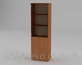книжный шкаф КШ-6 1950х600х366мм    Компанит