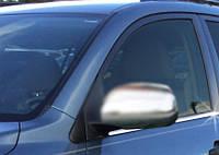 Toyota Prado 150 2009- Молдинги стекол нижние 6шт