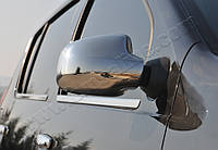 Dacia Logan/Sandero/Duster (2005-/2012-) Накладки на зеркала 2шт