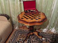 Стол журнально-шахматный