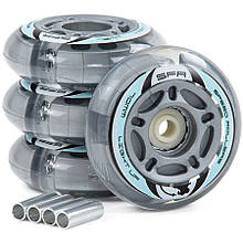 Колеса SFR Light Up Inline Wheels 72/82A
