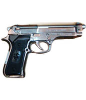 Зажигалка пистолет 1880