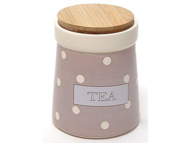 """Емкость для сыпучих Bona Di 0018-D """"Tea"""""""