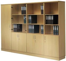 Шкафы для книг, пеналы, витрины