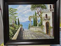 "Картина ""У моря"", фото 1"