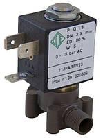 Клапан G 1/8″ (21JPARRV23) прямого действия, нормально закрытый, ODE