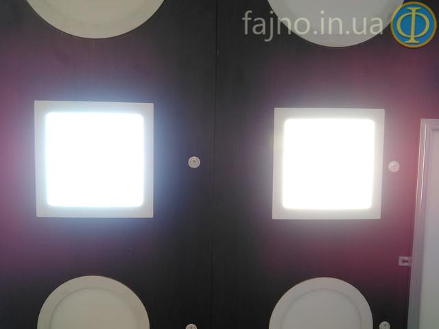 Встраиваемые светодиодные светильники Bellson в холодно-белой (6000 К) и нейтрально-белой (4000 К) гамме