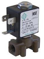 Клапан G 1/8″ (21JP1RRV23) прямого действия, нормально закрытый, ODE