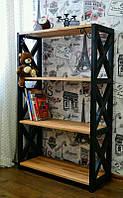 Стеллаж из массива бука. Стеллаж деревянный для книг,игрушек.