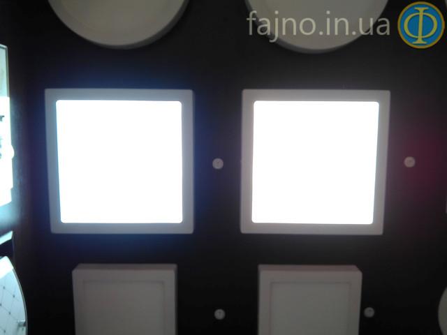 Накладные светодиодные светильники Bellson