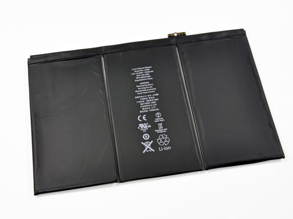Аккумуляторная батарея для планшета Apple Ipad 3