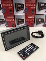 Автомагнитола 2 DIN,  7 дюйм, USB, SD, Bluetooth, GPS. AUX. MMS. mod.7024