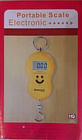 Весы кантер электронные Constant (40kg±10g)