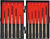 Отвертки прецизионные, набор 11 шт, Top Tools 39D194.
