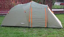 Палатка Abarqs Stella-3,тамбур,зеленая, фото 3