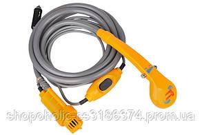 Портативный авто-душ UKC YD104 желтый