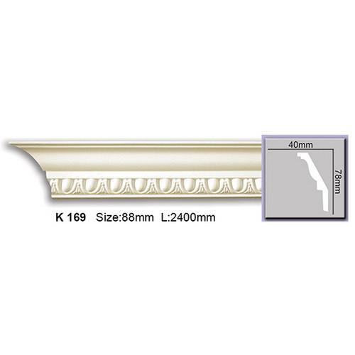 Карниз K169 Harmony (78x40)мм