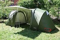 Палатка Abarqs Gobi-4,тамбур,проклеенные швы