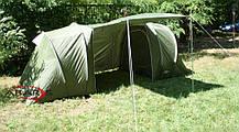 Палатка Abarqs Gobi-4,тамбур,проклеенные швы, фото 2