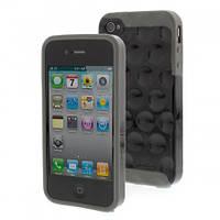 Чехол для iPhone 4/4S - Hard Candy Bubble Slider