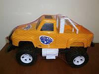 Детская машинка Джип Сафари малый 003/1 Бамсик