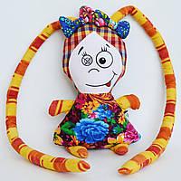 Девочка Кто-та. Мягкая игрушка.